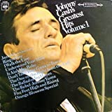 Greatest Hits Vol. 1, Johnny Cash, [Lp, Vinyl Record, Columbia, 2678]