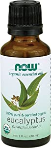 NOW Foods Organic Eucalyptus Oil, 1 ounce