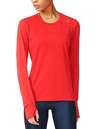 adidas Camiseta Manga Larga Sn Ls (Rojo)