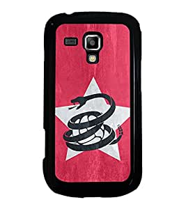 Printvisa Ultra Snake Football 2D Hard Polycarbonate Designer Back Case Cover for Samsung Gal...