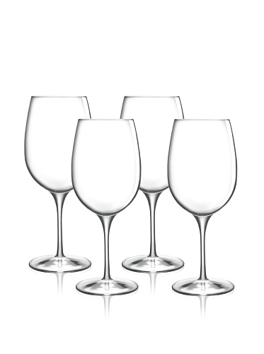 Luigi Bormioli Set of 4 Allegro 16.25-Oz. Chardonnay Wine Glasses