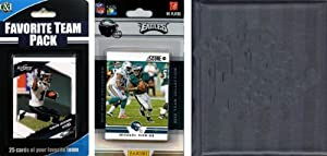 NFL Philadelphia Eagles Licensed 2012 Score Team Set and Favorite Player Trading Card... by C&I Collectables
