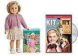 American Girl Kit Kittredge Mini Doll, Book & DVD