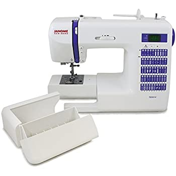 Janome DC2014 Computerized Sewing Machine with 50 Built-In Stitches