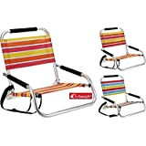 Pro Beach Low Slung Folding Chair