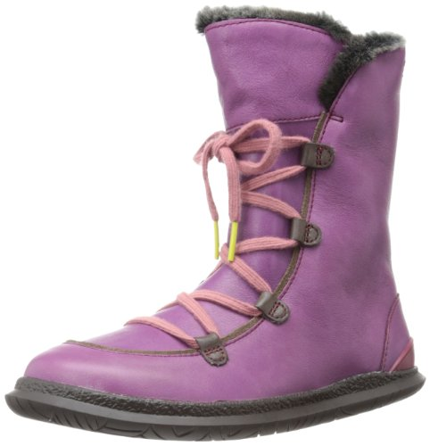 Camper Kids Hortet 90229 Basic Boot (Toddler/Little Kid/Big Kid),Dark Purple,30 EU(12 M US Little Kid)