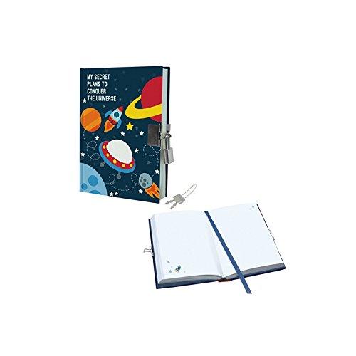 Legami diario segreto My Secret Plans To Conquer The Universe