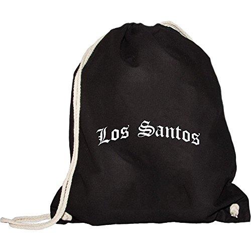 los-santos-turnbeutel-schwarz-gr-einheitsgrosse