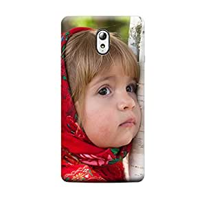 Ebby Premium Printed Mobile Back Case Cover With Full protection For Lenovo Vibe P1M (Designer Case)