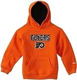 NHL Philadelphia Flyers Sportsman Pullover Fleece Hoodie - R54C4Poo Toddler