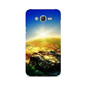 TAZindia Designer Printed Hard Back Case Mobile Cover For Samsung Galaxy J1 Ace