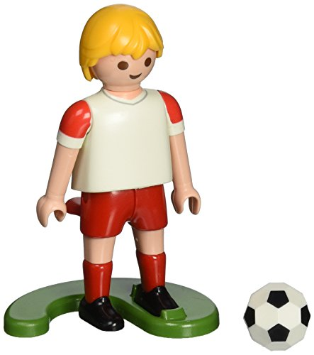 PLAYMOBIL Poland Soccer Player Toy - 1