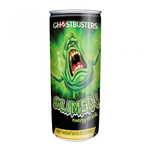 Ghostbusters Slimed! Energy Drink