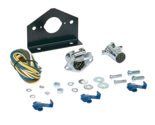 Hopkins 48285 4-P le Round Connector Kit