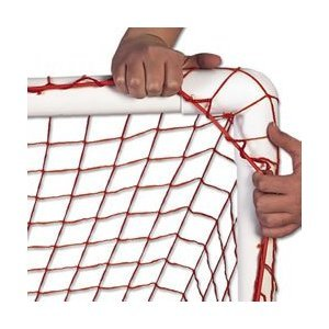 Park & Sun Bungee Slip Net (8 x 6 x 4-Feet, Orange)