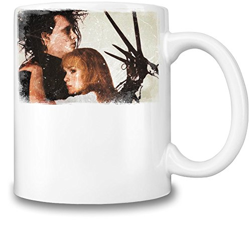 Edward Scissorhands Friends Tazza Coffee Mug Ceramic Coffee Tea Beverage Kitchen Mugs By Slick Stuff