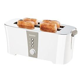 Tostapane cuisinart cpt160e tostapane 2 fette - Grille pain cuisinart cpt160e ...