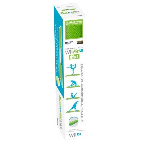 任天堂公式ライセンス商品 Wii Fit U マット