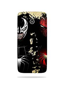 alDivo Premium Quality Printed Mobile Back Cover For Infocus M2 / Infocus M2 Back Cover (MKD097)