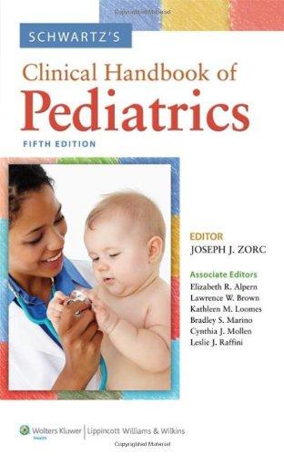 Schwartz'S Clinical Handbook Of Pediatrics (Point (Lippincott Williams & Wilkins))
