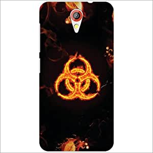 HTC Desire 620G Back Cover - Ring Designer Cases