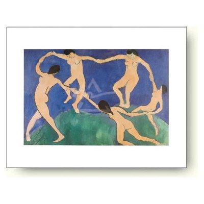 アンリ・マティス ダンス I アートポスター