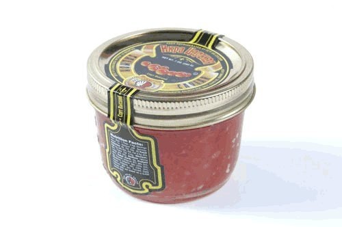 Tsar's Salmon (Red) Caviar 200 g (7 oz.) jar