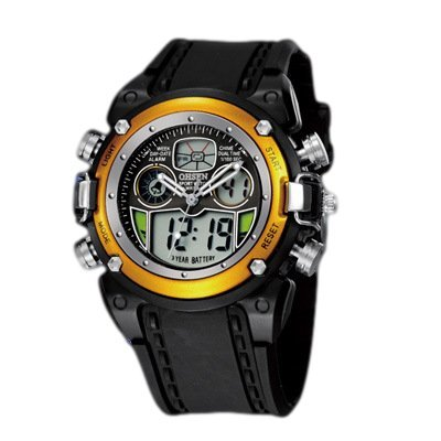For g-shock lovers! Stylish sports watch! Parallel imports (yellow)
