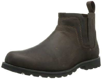 Timberland Men's Earthkeepers Original Pull-On Boot,Dark Brown,7.5 M US