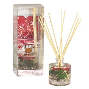 Claire Burke Botanical Aroma Reed Diffuser, Christmas Memories