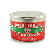 Royal Crown Hair Dressing 5 Oz Jar