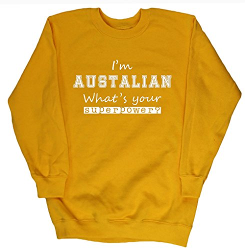 hippowarehouse-im-australian-whats-your-superpower-kids-unisex-jumper-sweatshirt-pullover