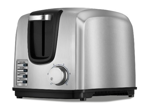Black & Decker T2707S 2-Slice Stainless-Steel Toaster