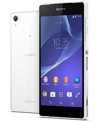 Sony XPERIA Z2 D6503 FACTORY UNLOCKED International Version No Warranty - WHITE