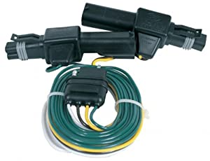 Hopkins 42105 LiteMate Vehicle to Trailer Wiring Kit (Pico 6986PT) 1987-2004 Dodge Ram Pickup 3500, 1988-1994 Dakota and 1988-1993 Ram Charger (Except D-50)