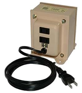 日章工業 トランスフォーマNDFシリーズ(電圧ダウン)120V→100V1500W NDF-1500U