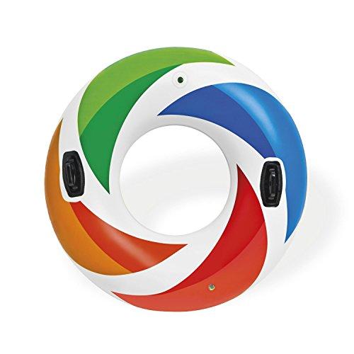 Intex color whirl tube 47 inch home garden pool spa pool for Intex gartenpool