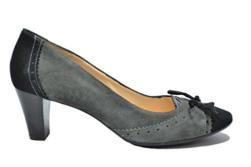 Melluso Decolte' scarpe donna grigio E5811 36