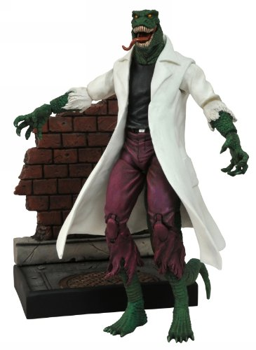 Diamond Select Toys Marvel Select Lizard Action Figure