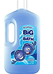 Scrubbles Bubble Bath, Berry Blast, 64 Ounce