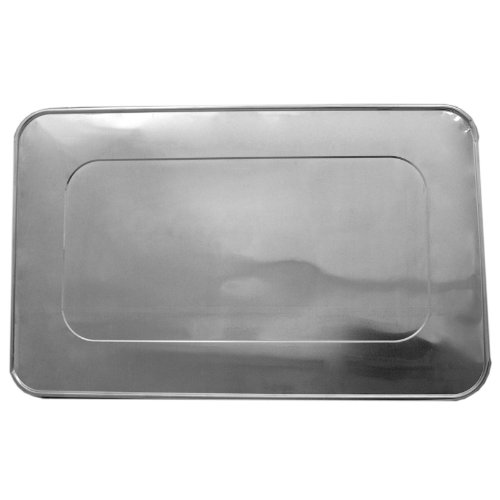 A World Of Deals Full Size Foil Steam Table Lids, 15 Count