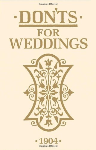 Download Don'ts for Weddings