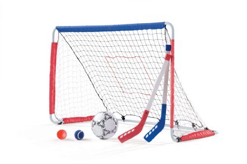 Step2  Kickback Soccer Goal And Pitch Back (Pitch Back Football compare prices)