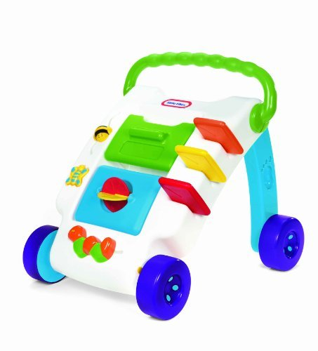 Little Tikes Wide Tracker Activity Walker Gift, Baby, Newborn, Child