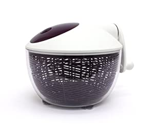 Starfrit Salad Spinner, Purple