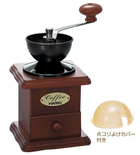 Hario ceramic coffee mill Hobby MHEC-4C (japan import)