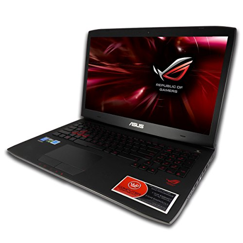 ASUS G751JT 17.3″ i7-4710HQ 16GB 250GB SSD + 1TB HDD Nvidia 970M 3GB Full HD Win 8.1 Gaming Laptop Notebook PC Computer