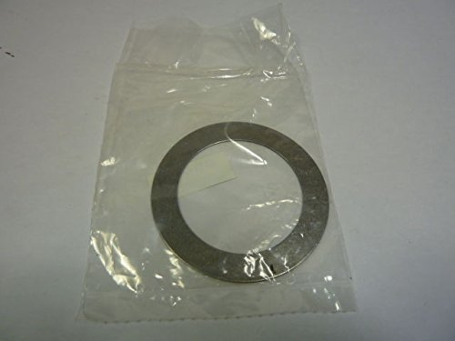 INA AS5578 Thrust Roller Bearing Washer, Metric, 55mm ID, 78mm OD, 1mm Width