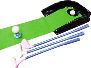 Longridge PAJPSPM Golf Junior/Entraîneur de Putt mixte enfant mixte enfant 27 x 50.2 x 9.3 cm