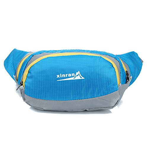 opethome-lightweight-running-walking-hiking-cycling-fanny-pack-with-water-resistant-blue